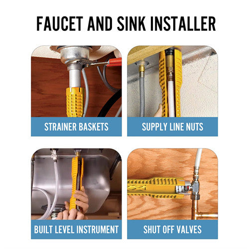 Ridgid Faucet and Sink Installing Tool