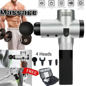(Last Day Promotion, Last 18 pieces!!) Vibration Percussion Muscle Massager