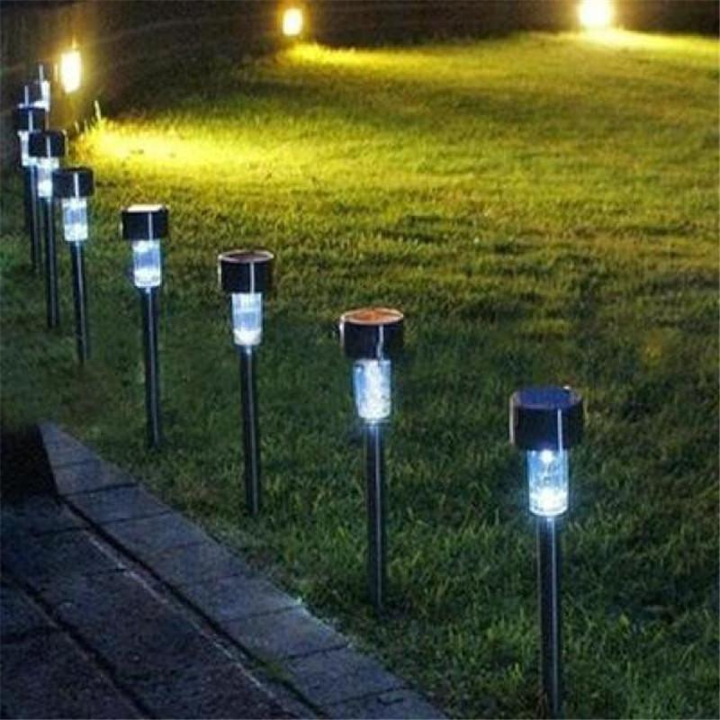 【BUY 4 FREE SHIPPING】Solar Powered Outdoor Lawn Decorative LED Light - 80% OFF