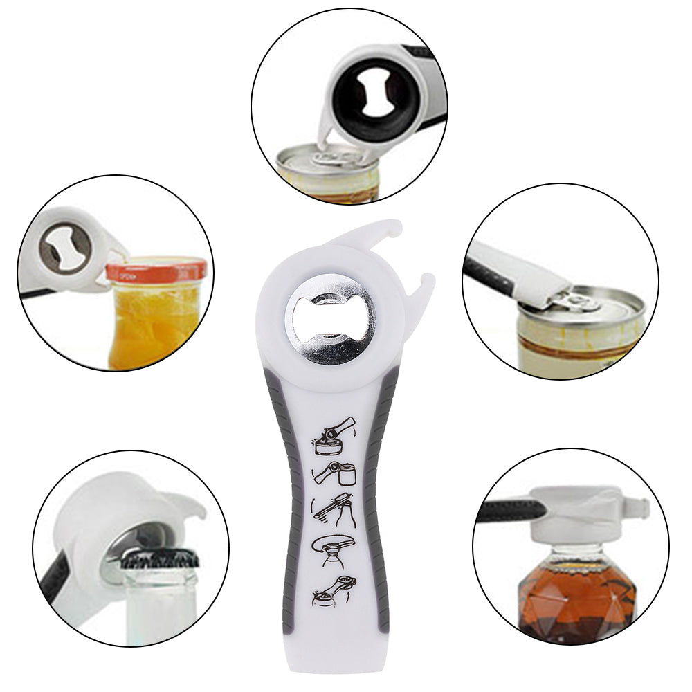 5 In 1 Jar Bottle Can Opener