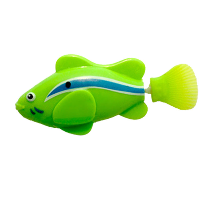Robotic Fish Cat Toy - OVER 50% OFF