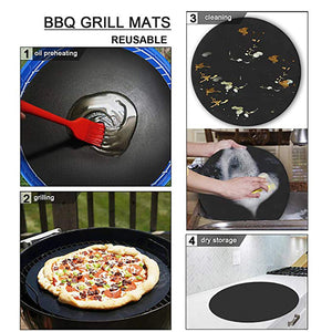 No-Mess Non-Stick Mat