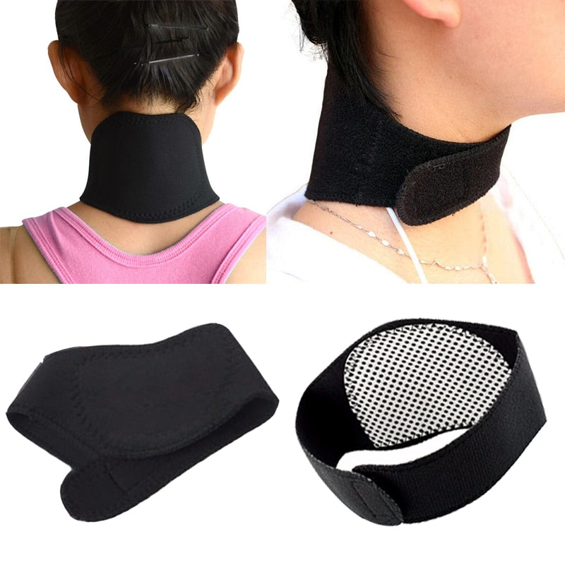 The Spontaneous Neck Pains Relief Belt