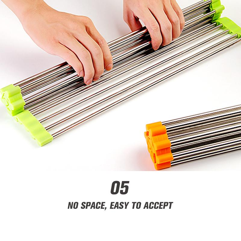 Roll-Up Drainer Rack - 50% OFF