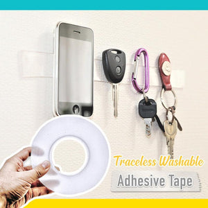 Traceless Washable Adhesive Tape - 50% OFF TODAY