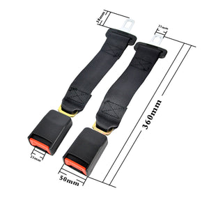 Universal Seat Belt Extension