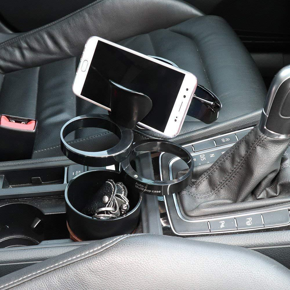 5-in-1 Multi-functional Car Cup Holder - 43% OFF