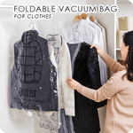 Foldable Vacuum Bag For Clothes - 50% OFF NOW