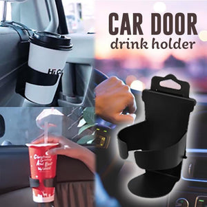 Car Door Drink Holder - 2 Pack