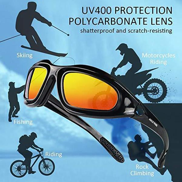 Anti-Glare Motorcycle Glasses - 15% OFF FOR THE SECOND ONE