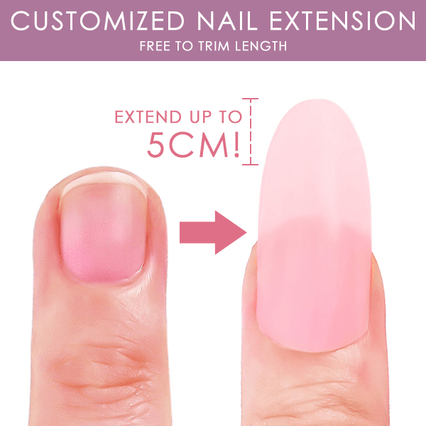 Nail Extension Fiberglass (10PCS) - OVER 50% OFF