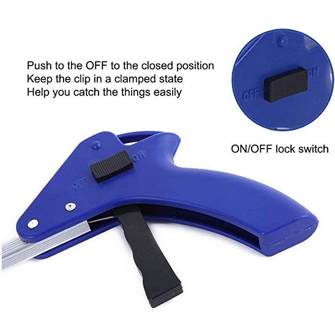 Foldable Pick Up Claw-Reacher