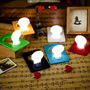 Foldable LED Pocket Lamp - Buy One Get One Free