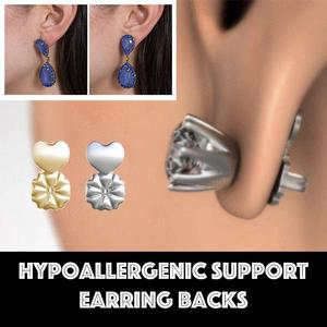 Hypoallergenic Earring Lifts - OVER 50% OFF