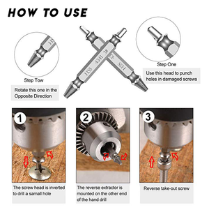 Easy-Out Screw Extractor (5 PCS) - 53% OFF NOW
