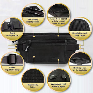 Travel Hidden Waist Pouch