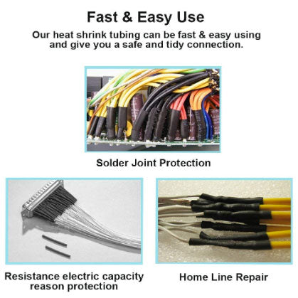 Heat Shrink Tube for Cable Repair - 62.5% OFF NOW