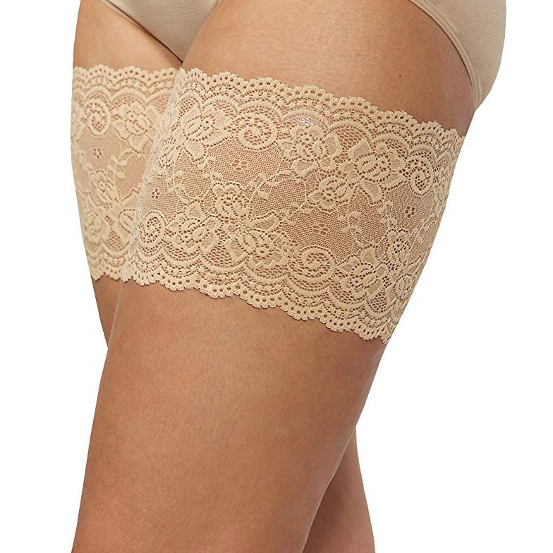 Sexy Lace Thigh Bands - 60% OFF