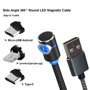 360° Magnetic Charging Cable - 67% OFF TODAY!!