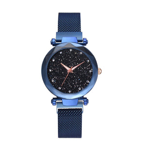 Magnetic Mesh Band Starry Sky Wrist Watches - 43% OFF FOR THE SECOND ONE