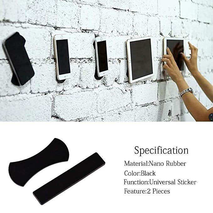 Nano Rubber Pad Multi-Function Cell Phone Holder