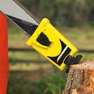 60% OFF Today-Chainsaw Teeth Sharpener