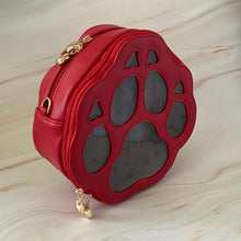 Load image into Gallery viewer, *PRE-ORDER* Paw Ita Bag - Ruby Paw