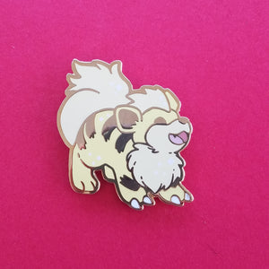 SHINY Growlithe