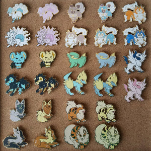 Pokepups Seconds Pin Sale!
