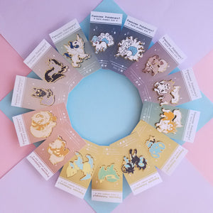 Pawesome Pokepups | Full Set