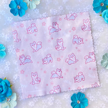 Load image into Gallery viewer, Sakura Puppy Microfiber Cleaning Cloth