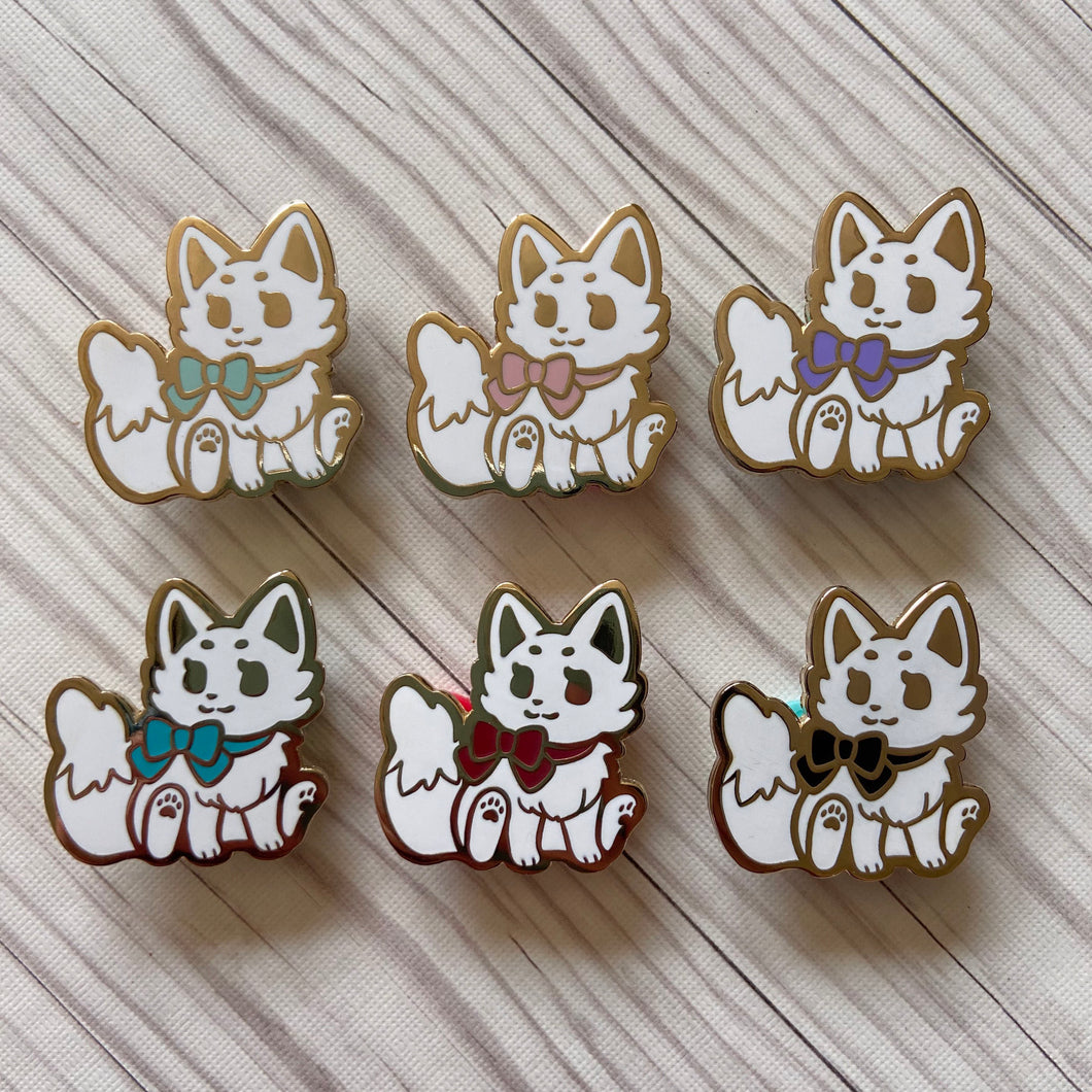 Mini Fox Pins
