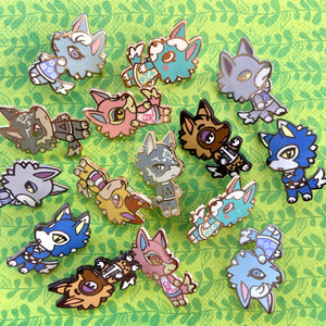 Wolf Villagers Seconds Pin Sale!