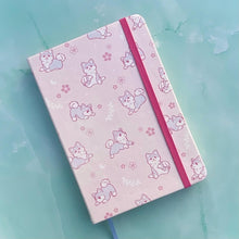 Load image into Gallery viewer, Pink Shiba Inu Notebook