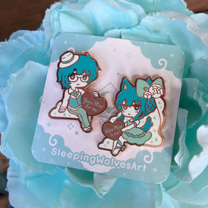 Mint to Be Sweethearts
