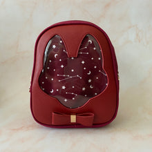 Load image into Gallery viewer, Foxy Ita Bag - Mini Backpack / Crossbody Bag