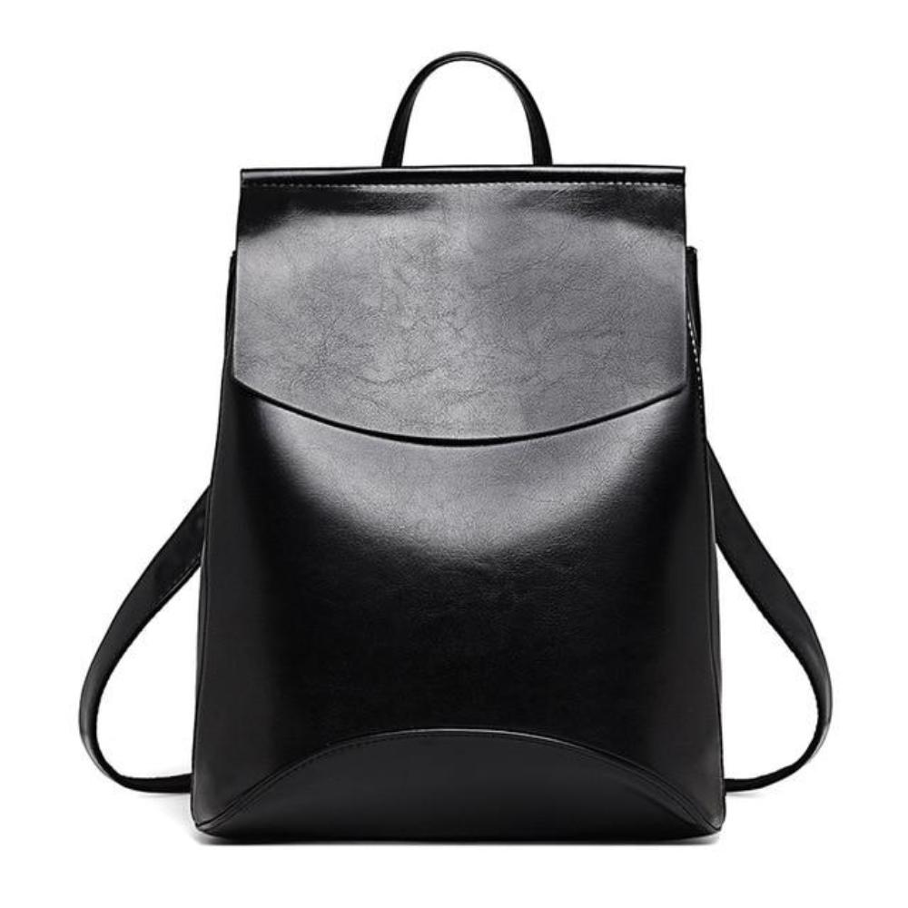 New Fashion Women Backpack Youth Vintage Leather Backpacks for Teenage Girls New Female School Bag Bagpack mochila sac a dos - TendanceBoutique.fr