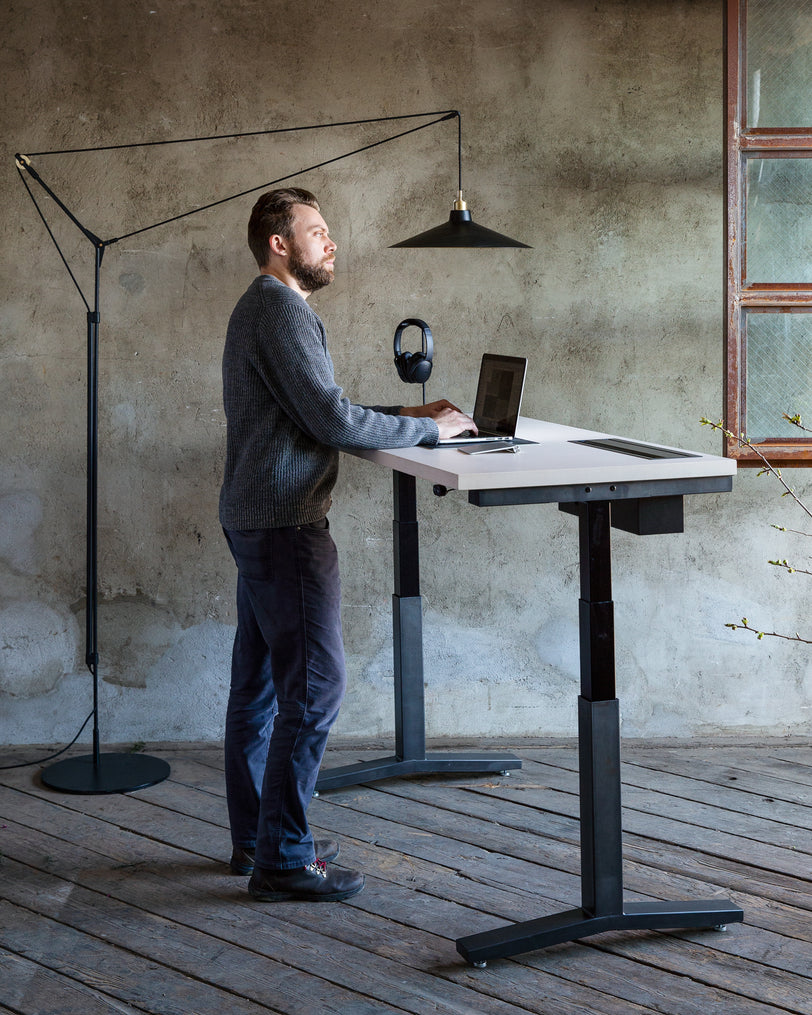 Minim Rise, sit-to-stand meets timeless design