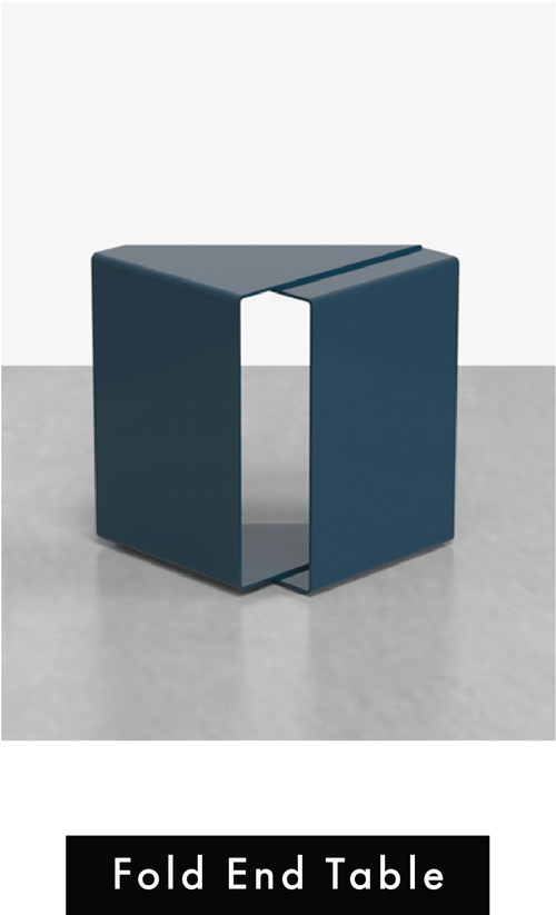 FOLD END TABLE
