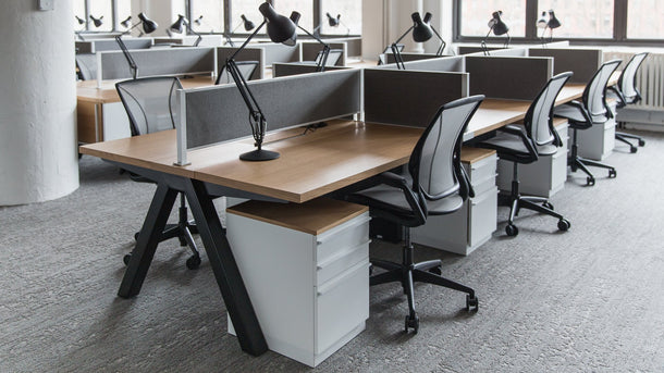 Workstations - Uhuru Design, Workplace