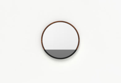 Waterline Round Mirror 36