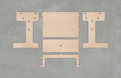 BYOD Desk Kit - CNC File