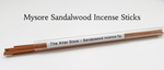 Mysore Sandalwood Incense Sticks 5 grams