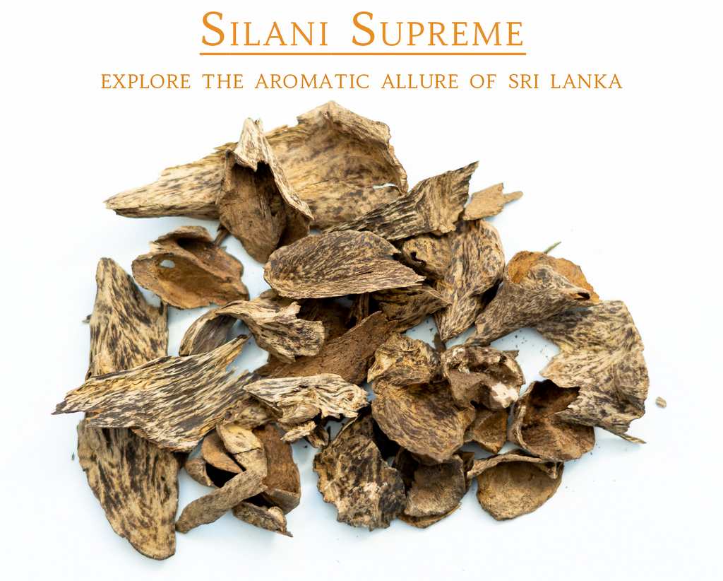 Silani Supreme Oudh Incense