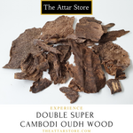 Cambodi Double Super Oudh Wood