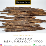 Double Super Sabah, Malay Oudh Wood Incense