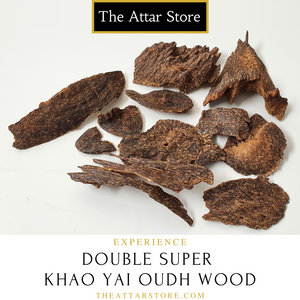Khao Yai Double Super Oudh Wood Incense