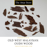 Old West Malay Oudh Wood Incense