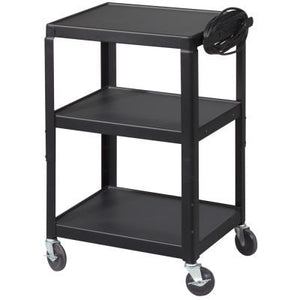 UTILITY AV CART - ADJ HEIGHT