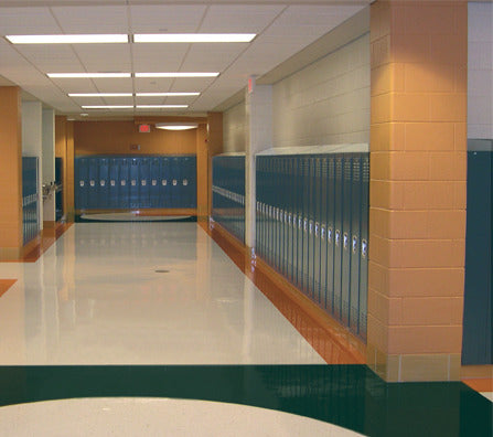 Lockers, Hallway & Athletic